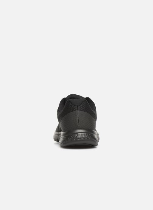 Sportssko Nike Nike Runallday Sort Se fra højre