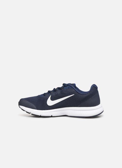 Chaussures de sport Nike Nike Runallday Bleu vue face