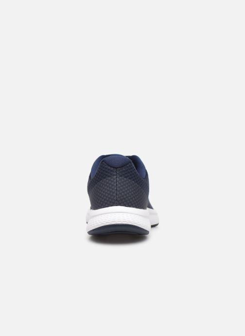 Chaussures de sport Nike Nike Runallday Bleu vue droite