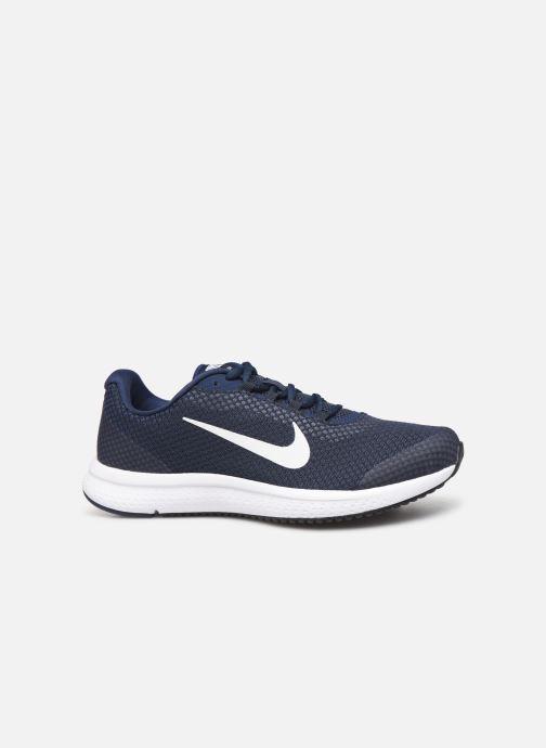 Chaussures de sport Nike Nike Runallday Bleu vue derrière