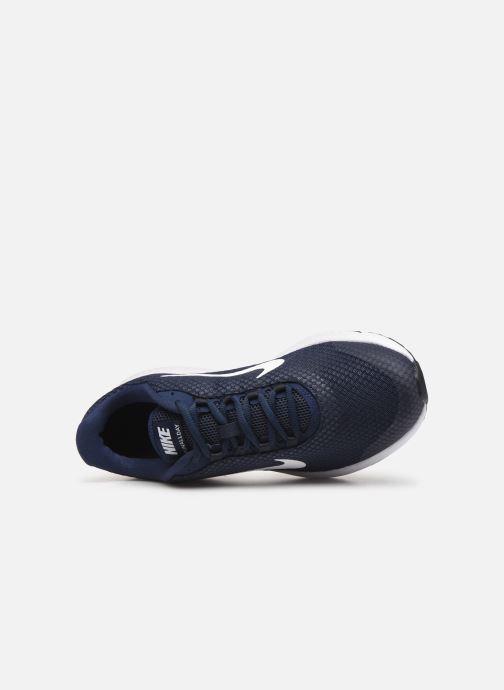 Sportschoenen Nike Nike Runallday Blauw links