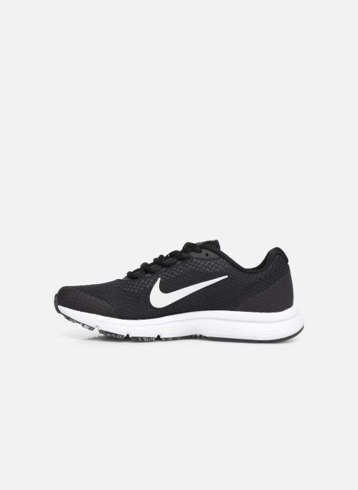 Zapatillas de deporte Nike Wmns Nike Runallday Negro vista de frente