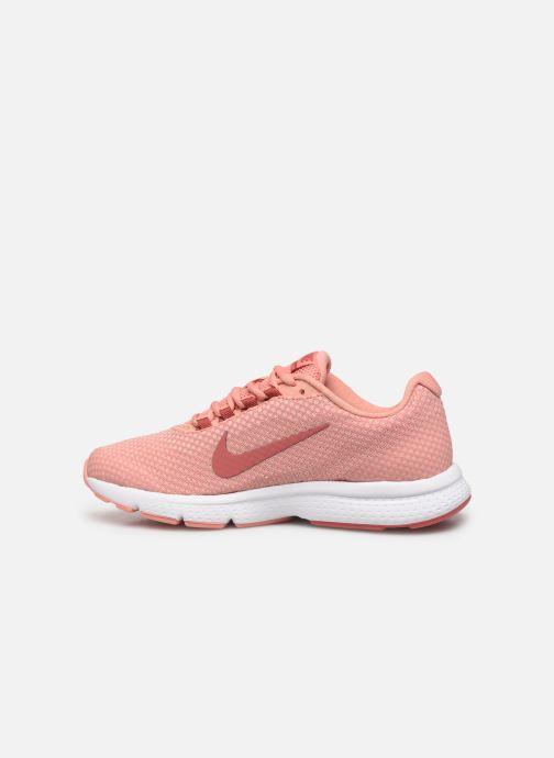 Zapatillas de deporte Nike Wmns Nike Runallday Rosa vista de frente