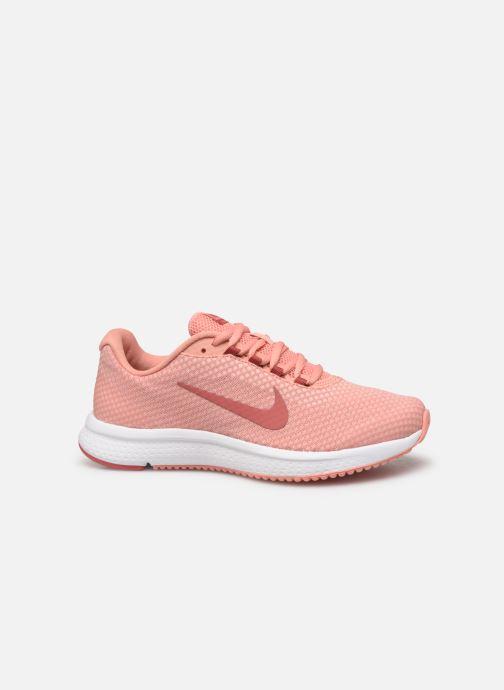 Sportschoenen Nike Wmns Nike Runallday Roze achterkant