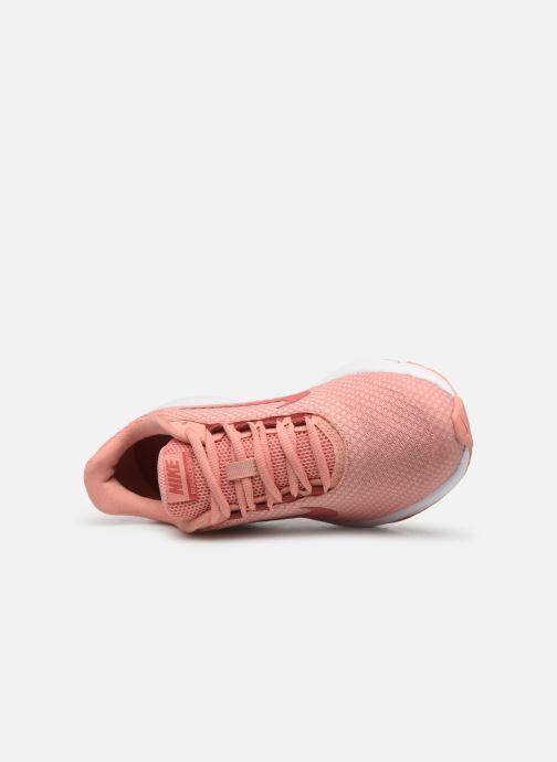 Zapatillas de deporte Nike Wmns Nike Runallday Rosa vista lateral izquierda
