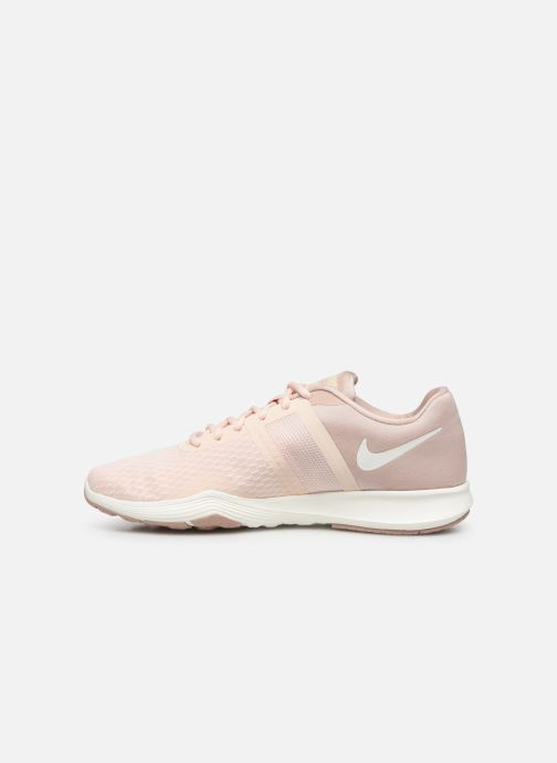 Sport shoes Nike Wmns Nike City Trainer 2 Beige front view