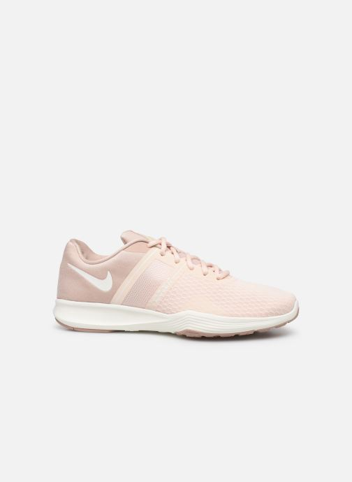 Sport shoes Nike Wmns Nike City Trainer 2 Beige back view