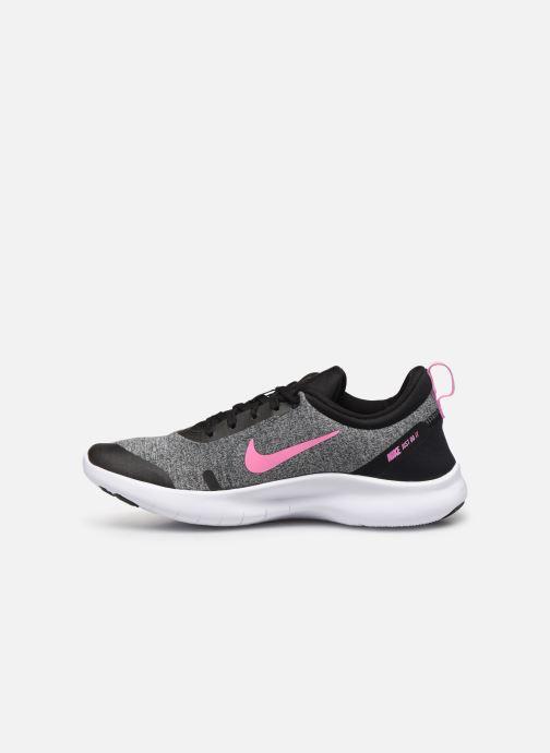 Zapatillas de deporte Nike Wmns Nike Flex Experience Rn 8 Gris vista de frente