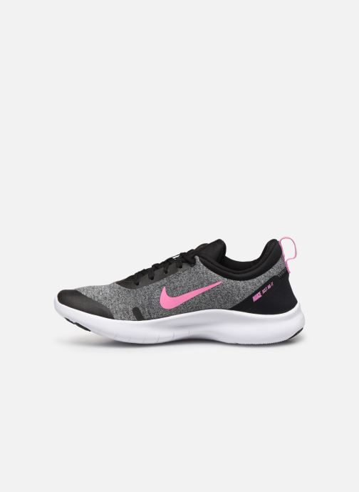 Sport shoes Nike Wmns Nike Flex Experience Rn 8 Grey front view