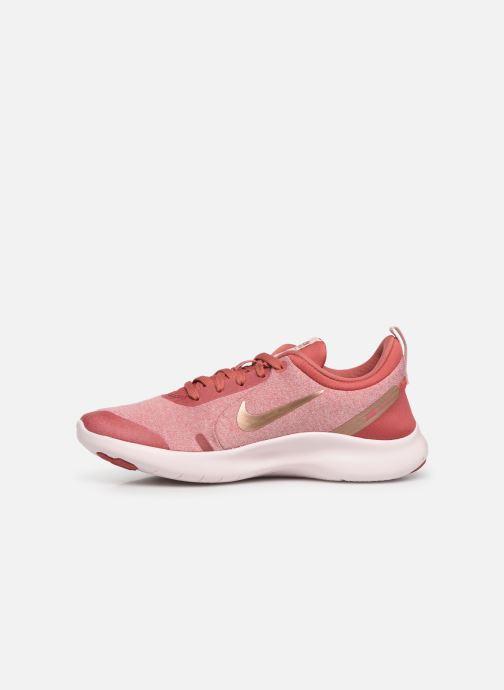 Zapatillas de deporte Nike Wmns Nike Flex Experience Rn 8 Rosa vista de frente
