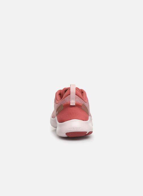Zapatillas de deporte Nike Wmns Nike Flex Experience Rn 8 Rosa vista lateral derecha