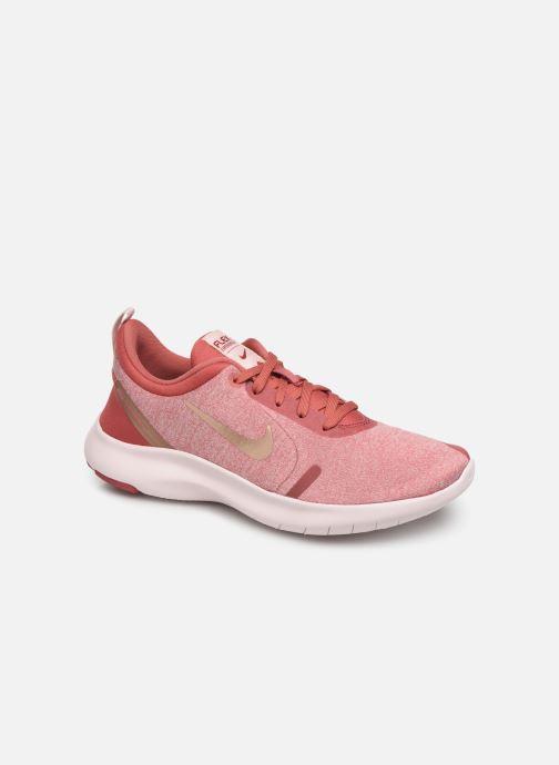 Sportssko Nike Wmns Nike Flex Experience Rn 8 Pink detaljeret billede af skoene