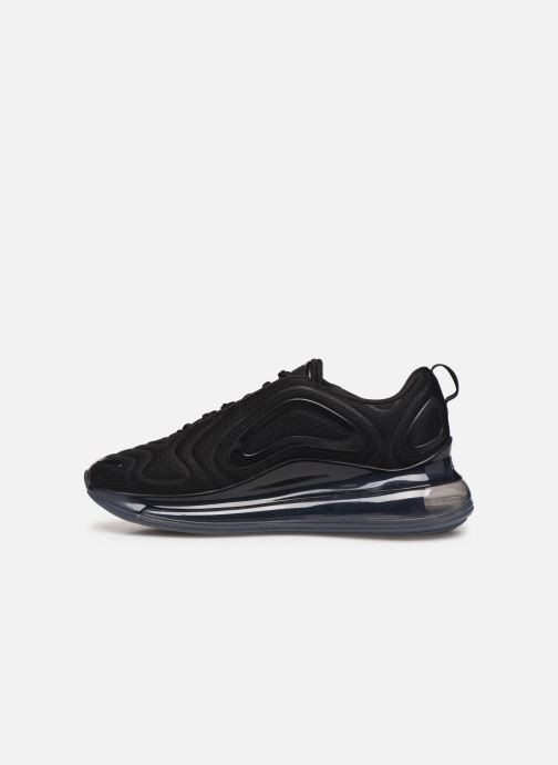 Baskets Nike Air Max 720 Noir vue face