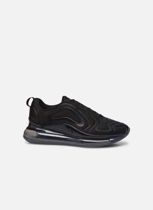 Sneaker Nike Air Max 720 schwarz ansicht von hinten