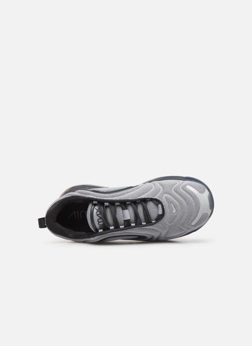 Sneaker Nike Air Max 720 grau ansicht von rechts