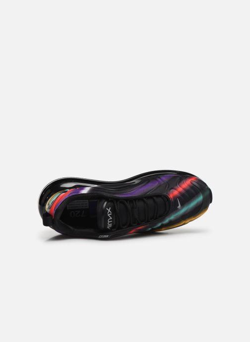 Deportivas Nike Air Max 720 Negro vista lateral izquierda