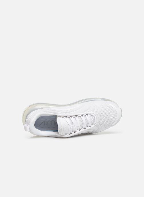 Sneaker Nike Air Max 720 weiß ansicht von links