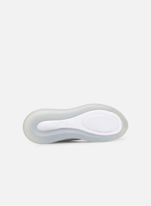 Baskets Nike Air Max 720 Blanc vue haut