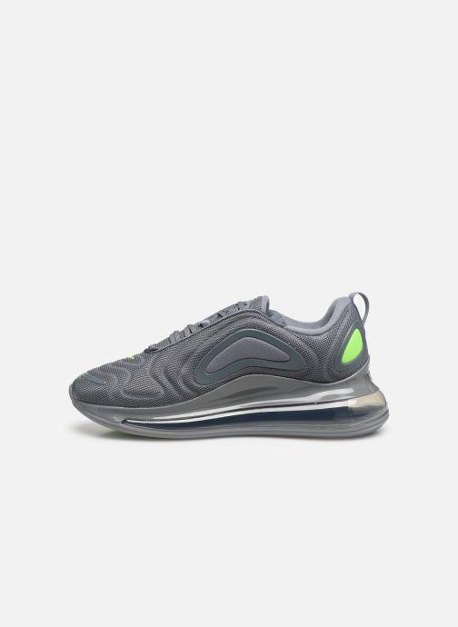 Baskets Nike Air Max 720 Gris vue face