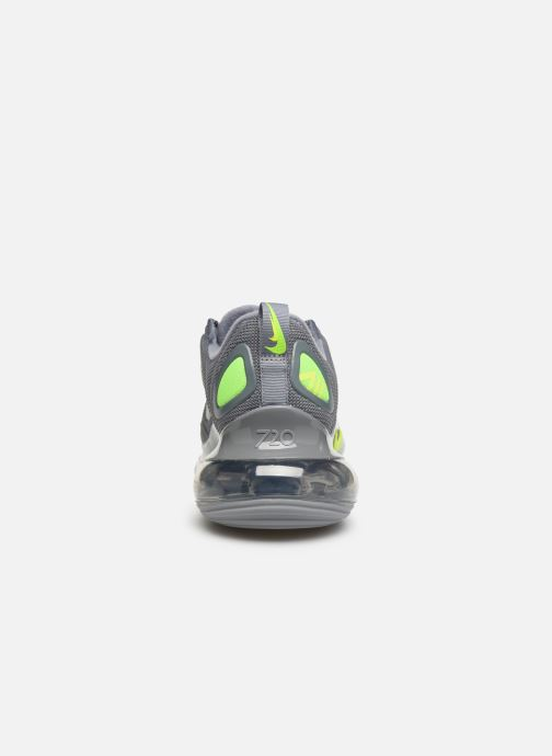 Trainers Nike Air Max 720 Grey view from the right