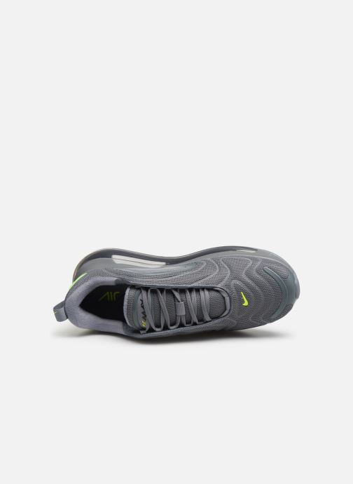 Trainers Nike Air Max 720 Grey view from the left