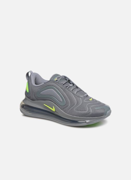 Trainers Nike Air Max 720 Grey detailed view/ Pair view