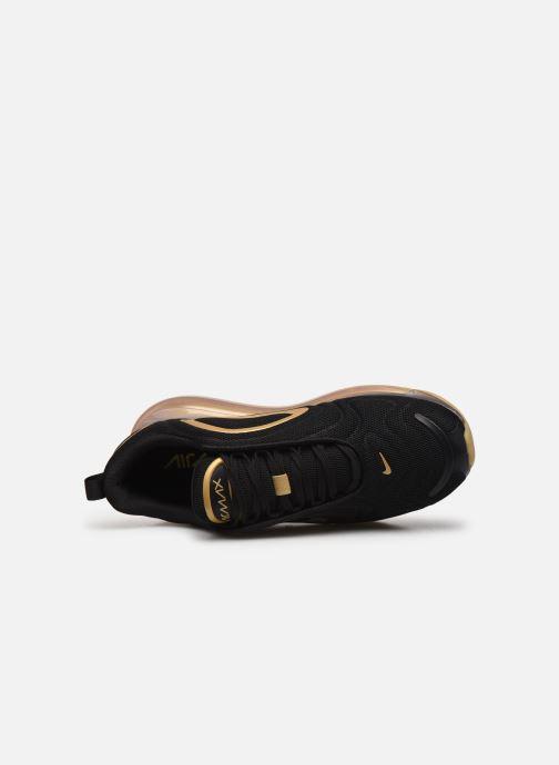 Sneakers Nike Air Max 720 Nero immagine sinistra