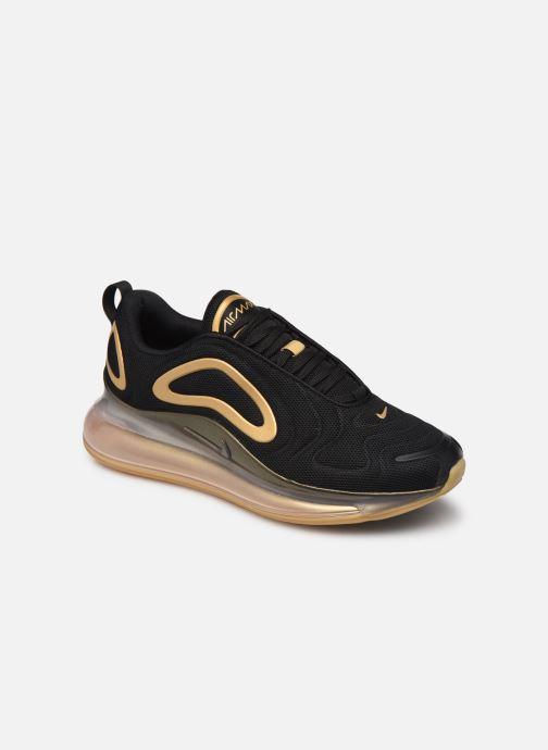 Baskets Nike Air Max 720 Noir vue détail/paire