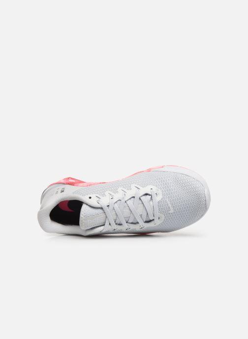 Zapatillas de deporte Nike Wmns Nike Metcon 5 Gris vista lateral izquierda