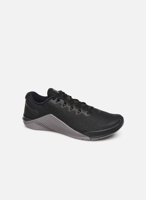 Zapatillas de deporte Nike Nike Metcon 5 Negro vista de detalle / par