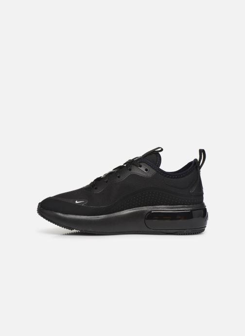 Sneakers Nike W Nike Air Max Dia Zwart voorkant