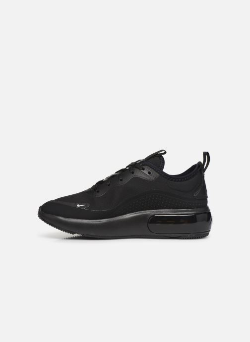 Baskets Nike W Nike Air Max Dia Noir vue face