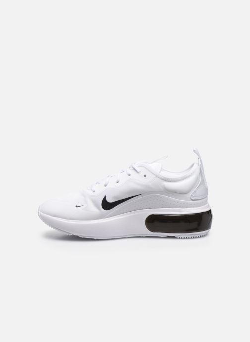 Baskets Nike W Nike Air Max Dia Blanc vue face