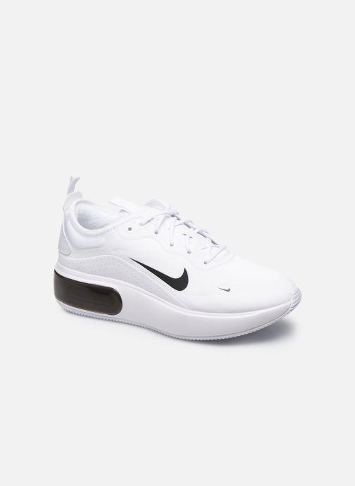 Baskets Nike W Nike Air Max Dia Blanc vue détail/paire