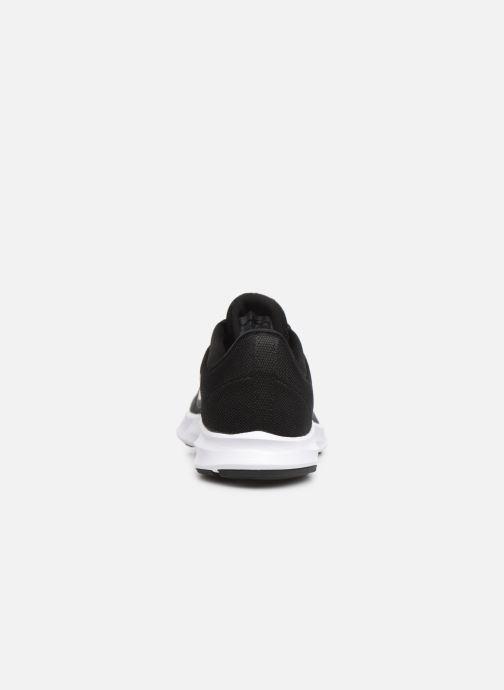 Sportschuhe Nike Wmns Nike Downshifter 9 schwarz ansicht von rechts