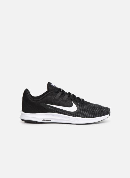 Sportschuhe Nike Wmns Nike Downshifter 9 schwarz ansicht von hinten