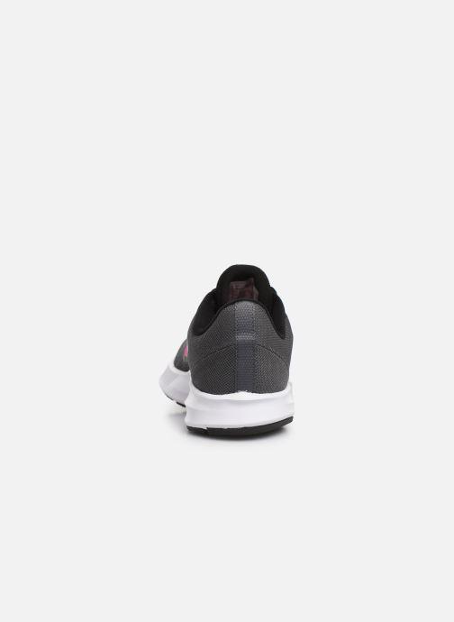Chaussures de sport Nike Wmns Nike Downshifter 9 Noir vue droite