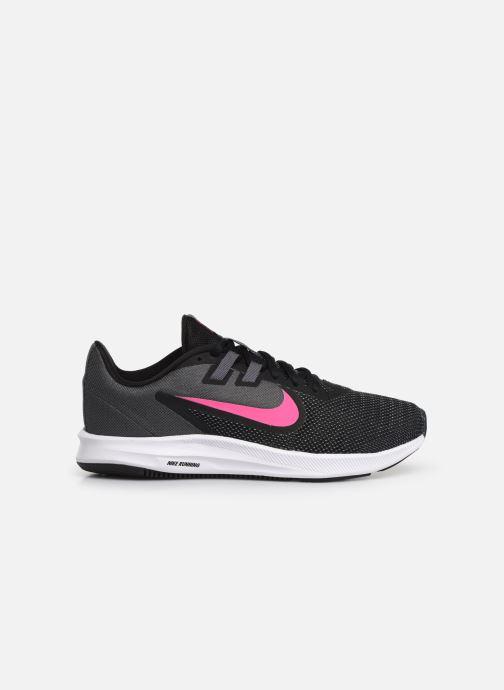 Chaussures de sport Nike Wmns Nike Downshifter 9 Noir vue derrière