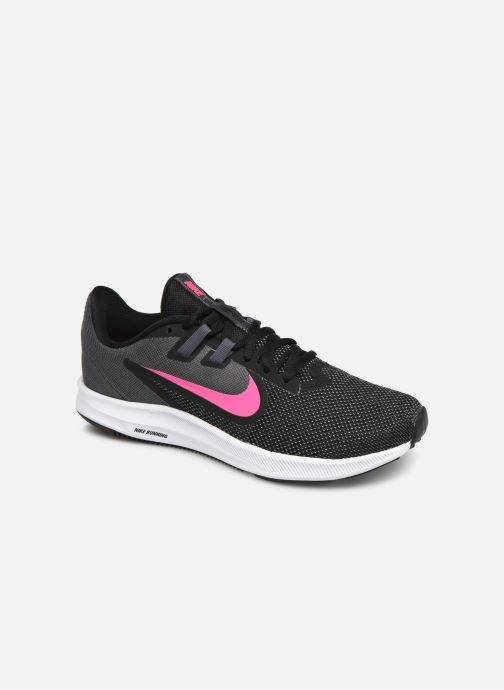 Zapatillas de deporte Nike Wmns Nike Downshifter 9 Negro vista de detalle / par