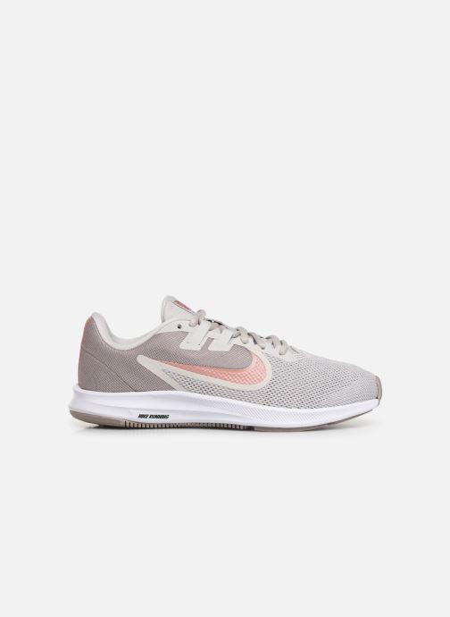 Chaussures de sport Nike Wmns Nike Downshifter 9 Gris vue derrière