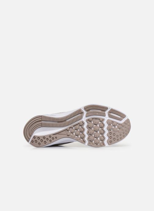 Chaussures de sport Nike Wmns Nike Downshifter 9 Gris vue haut
