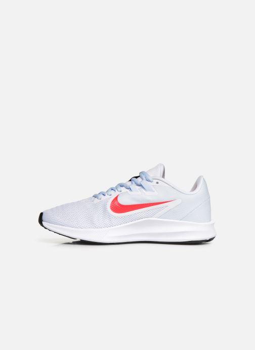 Chaussures de sport Nike Wmns Nike Downshifter 9 Blanc vue face