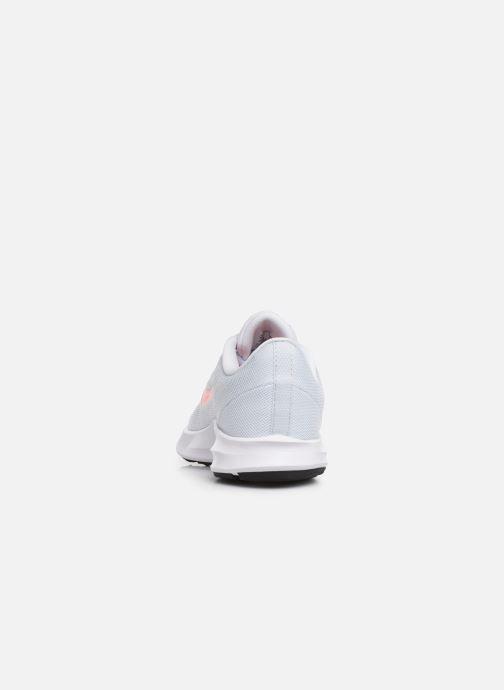 Chaussures de sport Nike Wmns Nike Downshifter 9 Blanc vue droite