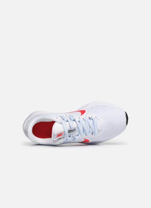 Scarpe sportive Nike Wmns Nike Downshifter 9 Bianco immagine sinistra