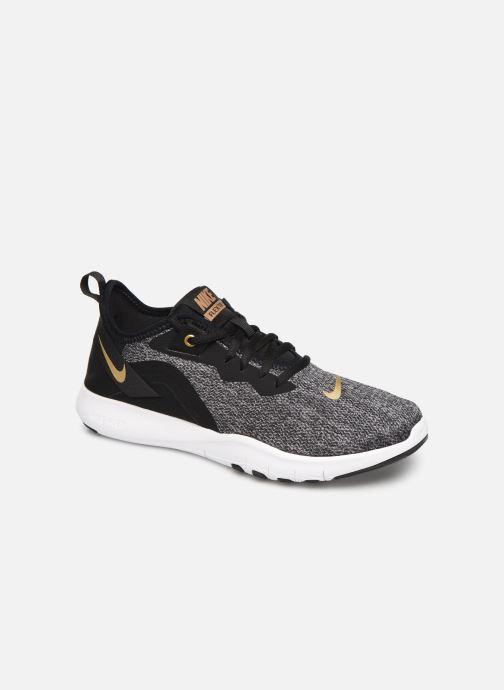 Chaussures de sport Nike Wmns Nike Flex Trainer 9 Noir vue détail/paire