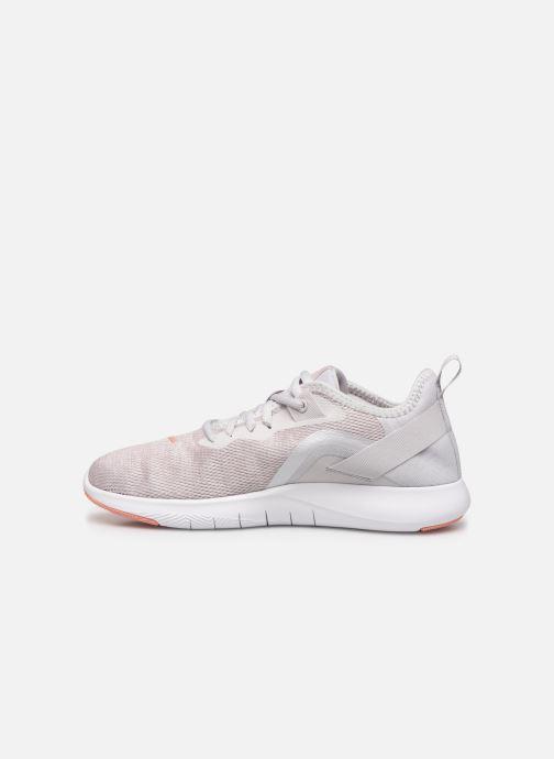 Chaussures de sport Nike Wmns Nike Flex Trainer 9 Gris vue face