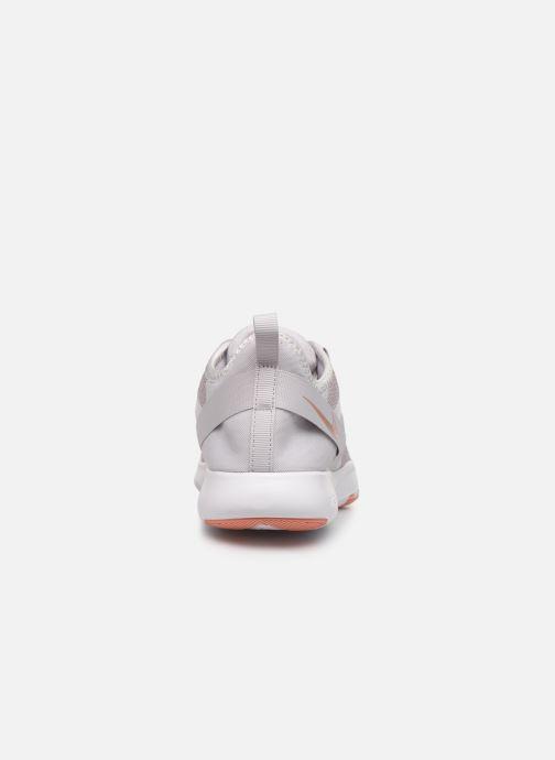 Chaussures de sport Nike Wmns Nike Flex Trainer 9 Gris vue droite