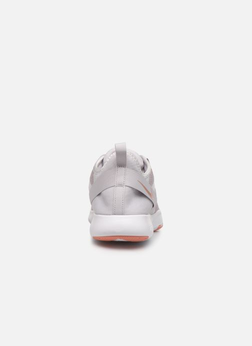 Zapatillas de deporte Nike Wmns Nike Flex Trainer 9 Gris vista lateral derecha