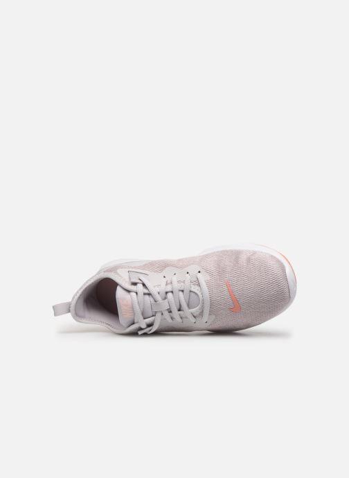 Zapatillas de deporte Nike Wmns Nike Flex Trainer 9 Gris vista lateral izquierda