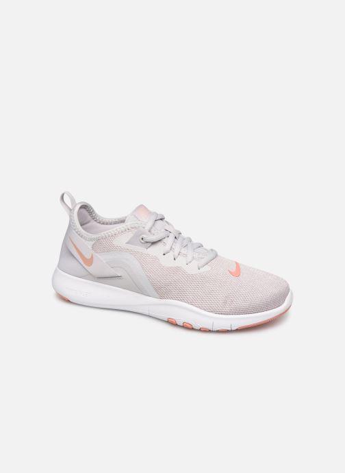 Chaussures de sport Nike Wmns Nike Flex Trainer 9 Gris vue détail/paire